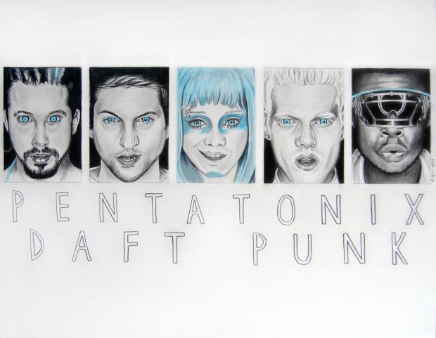 Pentatonix: Daft Punk