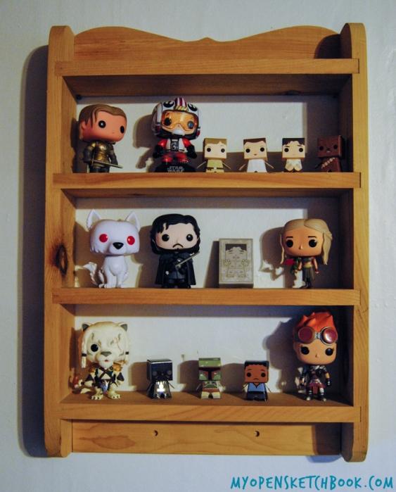 Funko Shelf