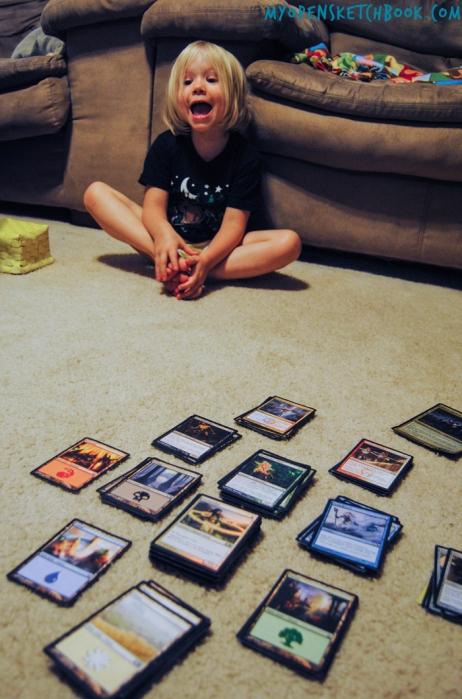 magic sorting