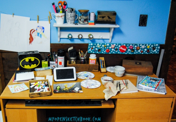 normal desk