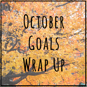 october wrapup button'