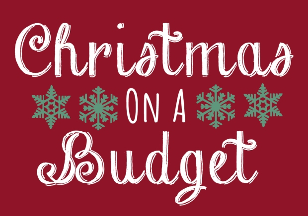Christmas On A Budget Header