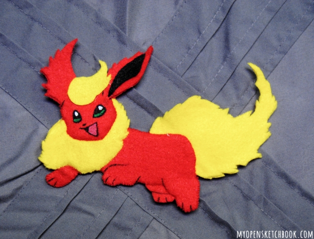 flareon ornament