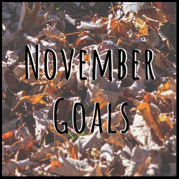 November goals image