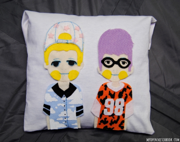 Superfruit Pillow