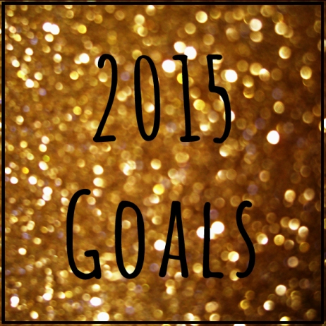 2015 goals button