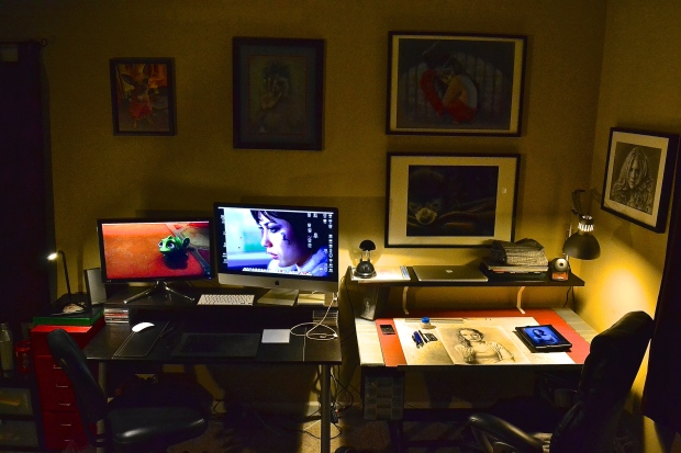 Rob Ebben Workspace